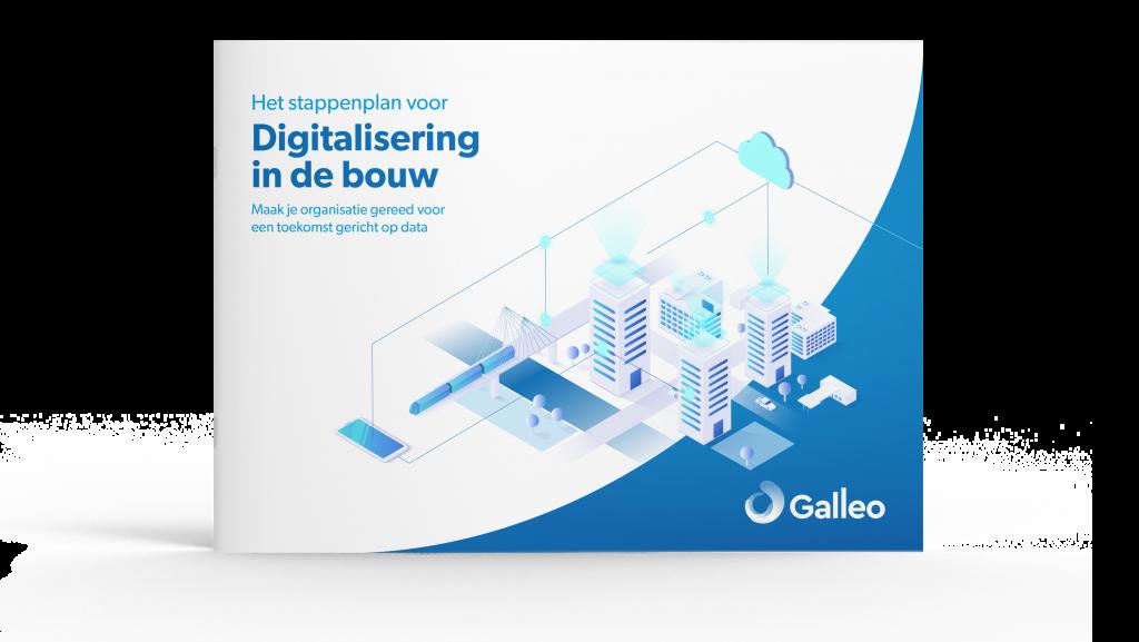 Het stappenplan voor Digitalisering in de bouw